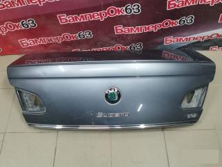 Запчасть крышка багажника Skoda Superb 2008