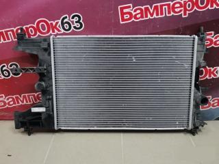 Запчасть радиатор охлаждения Chevrolet Cruze 2009