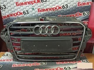 Запчасть решетка радиатора Audi A3 2013