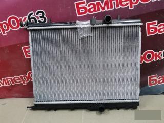 Запчасть радиатор охлаждения Citroen Berlingo 2008