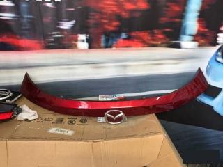 Запчасть накладка двери багажника задняя Mazda CX-5 2017
