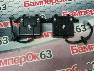 Запчасть привод механизма подъема капота Hyundai Santa Fe 2012