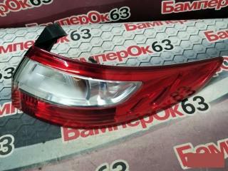 Запчасть фонарь наружний задний правый Renault Fluence 2010
