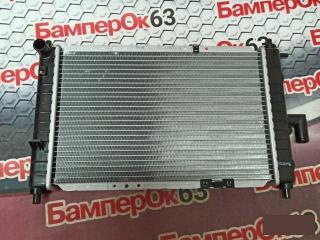 Запчасть радиатор охлаждения Daewoo Matiz 1998