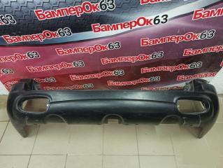Запчасть бампер задний Hyundai Santa Fe 2000
