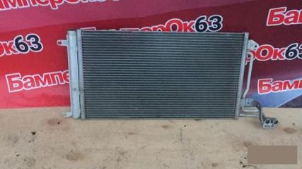 Запчасть радиатор кондиционера Volkswagen Polo 2011