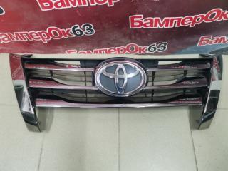 Запчасть решетка радиатора Toyota Fortuner 2015