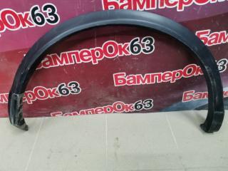 Запчасть накладка на крыло задняя правая Nissan Qashqai 2013