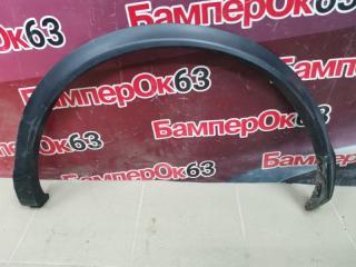 Запчасть накладка на крыло задняя левая Nissan Qashqai 2013