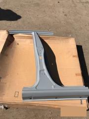 Запчасть стойка кузова средняя правая Hyundai Elantra 2006