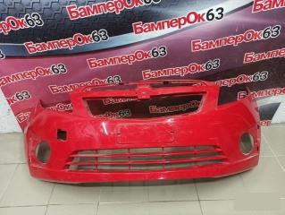 Запчасть бампер передний Chevrolet Spark 2010