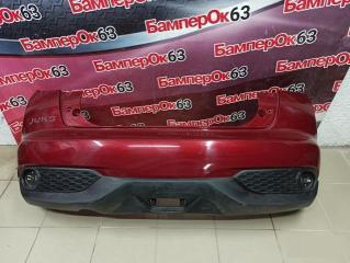 Запчасть бампер задний Nissan Juke 2014
