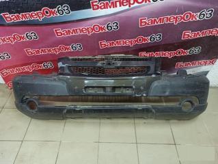 Запчасть бампер передний Chevrolet Niva 2002