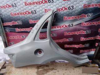 Запчасть крыло заднее правое Lada Granta 2011