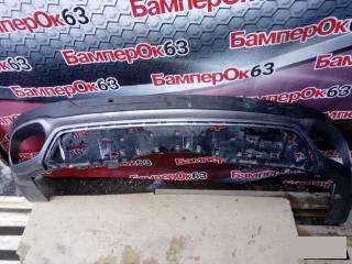 Запчасть бампер задний BMW X6 2014