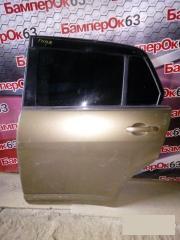Запчасть дверь задняя левая Nissan Tiida 2007