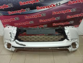 Запчасть бампер передний Mitsubishi Pajero Sport 2015