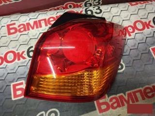 Запчасть фонарь наружний задний правый Mitsubishi ASX 2010
