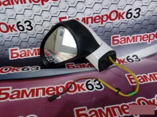 Запчасть зеркало левое Peugeot 308 2007