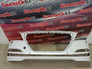 Запчасть бампер передний Hyundai Genesis 2014