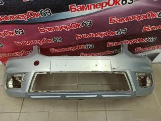 Запчасть бампер передний Skoda Yeti 2013