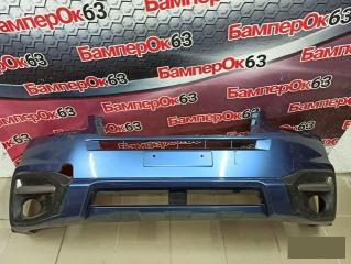 Запчасть бампер передний Subaru Forester 2016