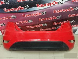 Запчасть бампер задний Ford Fiesta 2008