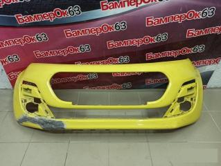 Запчасть бампер передний Peugeot 107 2012