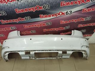 Запчасть бампер задний Audi A3 2013