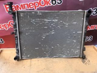 Запчасть радиатор охлаждения Kia Cerato 2009