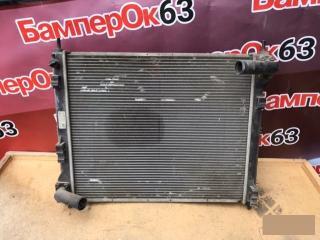 Запчасть радиатор охлаждения Nissan Juke 2011
