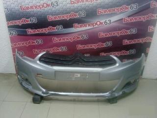 Запчасть бампер передний Citroen C4 2011