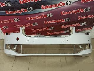 Запчасть бампер передний Skoda Superb 2015