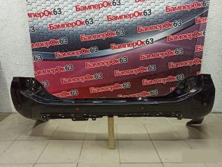 Запчасть бампер задний Mitsubishi Pajero Sport 2015