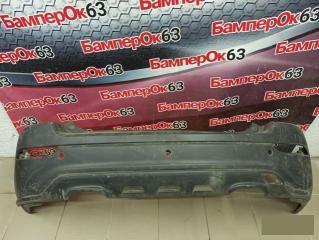 Запчасть бампер задний Chevrolet Captiva 2013