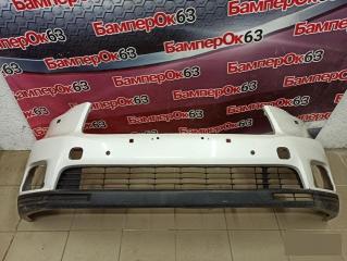 Запчасть бампер передний Toyota Highlander 2013