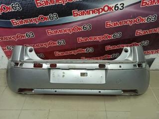 Запчасть бампер задний Citroen C4 2005