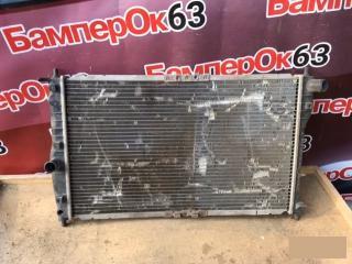 Запчасть радиатор охлаждения Chevrolet Lanos 2004