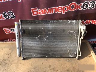 Запчасть радиатор кондиционера Hyundai Getz 2002