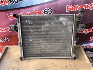Запчасть радиатор охлаждения Jeep Grand Cherokee 2005