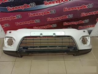 Запчасть бампер передний Mitsubishi Pajero Sport 2013