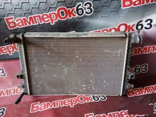Запчасть радиатор охлаждения Skoda Octavia 2013