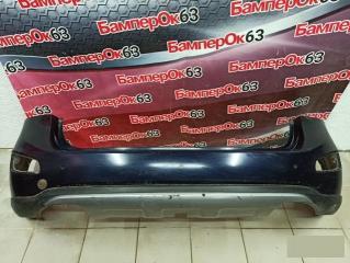 Запчасть бампер задний Hyundai Santa Fe 2009