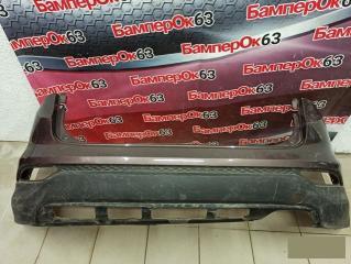 Запчасть бампер задний Hyundai Santa Fe 2012