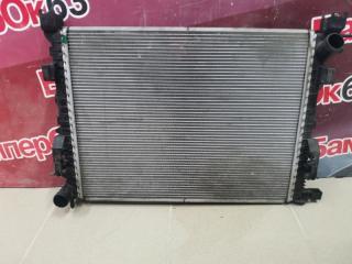 Запчасть радиатор охлаждения Renault Duster 2012
