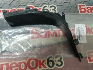 Запчасть накладка на бампер передняя правая Porsche Macan 2013