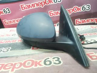 Запчасть зеркало правое Skoda Yeti 2009