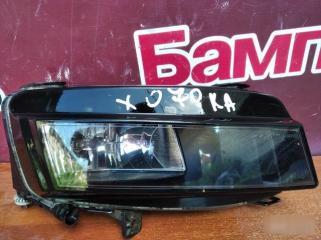 Запчасть фара противотуманная правая Volkswagen Golf 2012