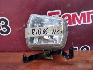 Запчасть фара противотуманная передняя левая Kia Rio 2005