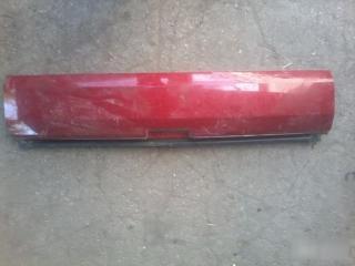 Запчасть накладка двери багажника Peugeot 3008 2010